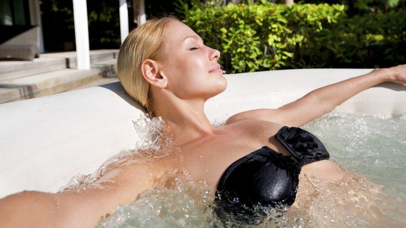 Profiter au maximum d'un moment privilégié dans le spa Palm Springs