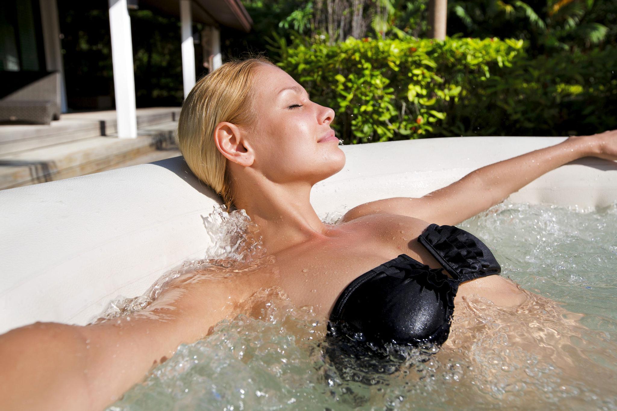 Quels sont les bienfaits de l'hydromassage contre la cellulite