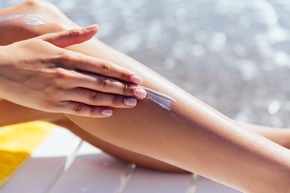 Préparez votre peau pour l'été.